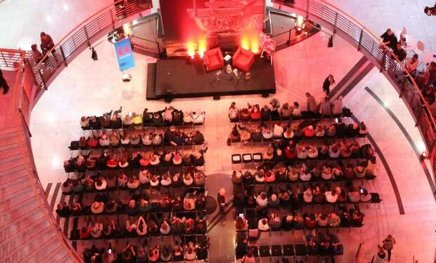 lit.COLOGNE: The Cologne Literary Festival