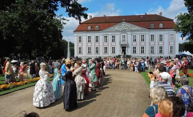 Grand Rococo Festival at Palace Friedrichsfelde