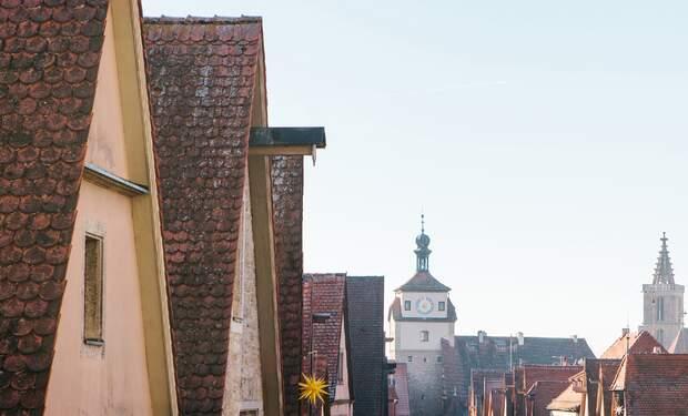 How is coronavirus affecting the German property market?