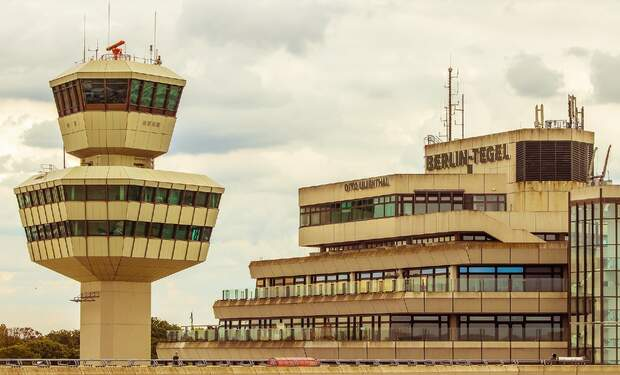 Farewell to Tegel: 5 fun facts about Germany's quirkiest airport