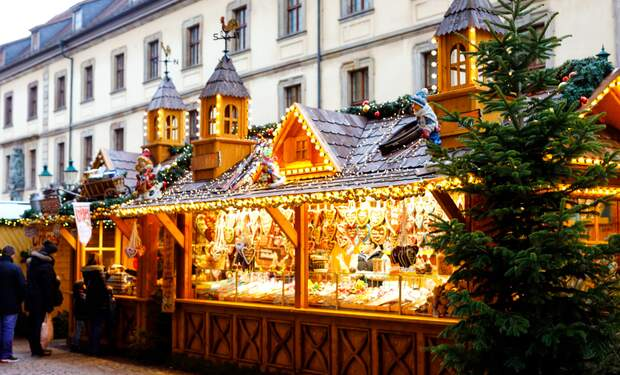 8 must-visit traditional German Christmas markets