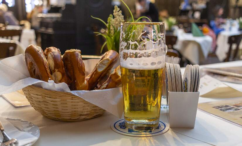 An expat survival guide to visiting a restaurant in Germany