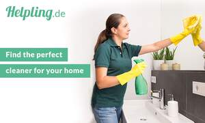 Get a spotless home with Helpling