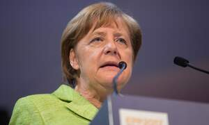 Germany's tougher lockdown beginning to pay off, says Angela Merkel