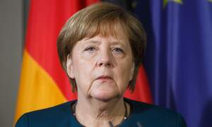 """""""Angry and sad"""": Merkel blames Trump for storming of US Capitol"""