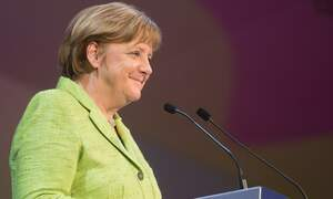 Chancellor Merkel welcomes closer ties with America under Biden