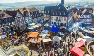 Barbarossa Market - Gelnhausen