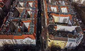 Rental costs are a financial burden for half of Germany's households