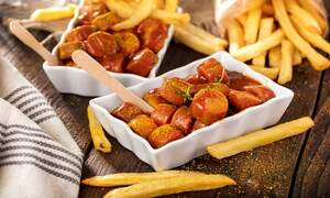 Currywurst is now officially from Berlin
