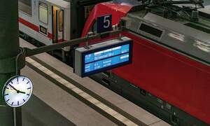 German train stations with the worst delays revealed