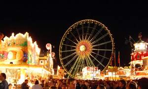 The Biggest Funfair on the Rhine