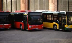 Expect major disruption as public transport workers strike across Germany