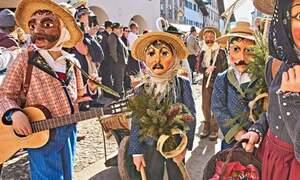 Carnival in Mittenwald