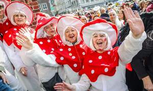Carnival in Düsseldorf