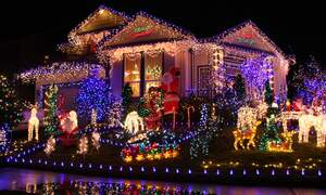Germans happy to ditch Christmas lights to help save the planet