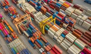 German exports plummet in largest decline since 1950