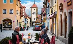 Bavaria eases restrictions for vaccinated people and low-incidence areas