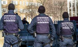 Crime rate in Germany hits record low