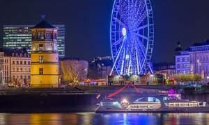 Christmas River Cruise - Düsseldorf