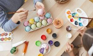 How to create your own beautifully decorated eggs