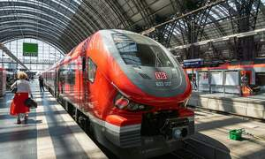 Deutsche Bahn announces trial of hydrogen-powered train