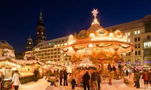 The Dresden Christmas Market