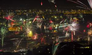 Fireworks banned in Hamburg city centre on New Year's Eve
