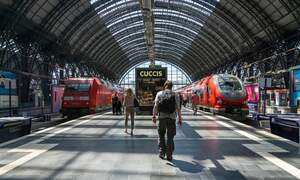 Keeping it clean: Deutsche Bahn promises more cleaners and free toilets