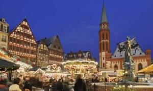 Frankfurt's Magical Christmas Markets