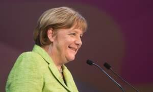 Angela Merkel is still voters' favourite politician in Germany