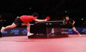 ITTF German Open 2020