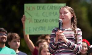Germany unmoved by Greta Thunberg's climate movement