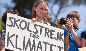 Greta Thunberg files official climate complaint against Germany