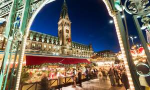 Hamburg Christmas Markets