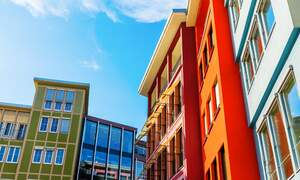 House prices in Germany's biggest cities up 40,8 percent since 2015