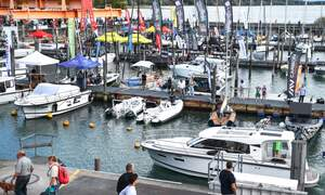 Interboot Trade Fair - Friedrichshafen