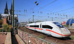 WiFi expansion on Deutsche Bahn trains delayed