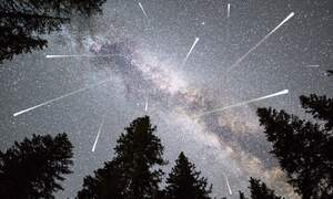 "Catch the ""King of Meteor Showers"" as it peaks this weekend"