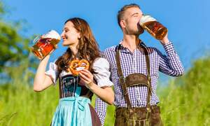 Lidl selling discount Lederhosen and Dirndl in run-up to Oktoberfest