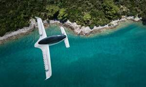 "Lilium Jet: the world's first electric ""air taxi"" unveiled in Germany"