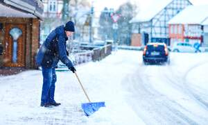 Arctic outbreak: Wintry weather to continue across Germany this weekend