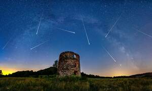 Lyrid meteor shower to light up the skies this month
