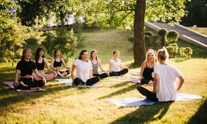 Mindful in the Park Berlin: Friday Morning Outdoor Meditation