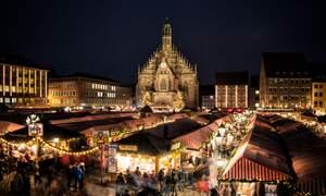 Christkindlesmarkt Christmas Market Nuremberg