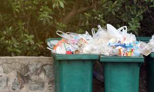 Each person in Germany creates 227,5kg of packaging waste per year