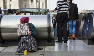 Income inequality in Germany reaches record high