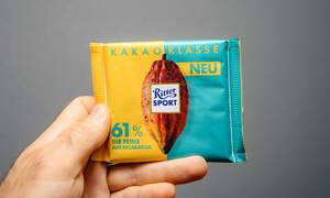 Ritter Sport claims new sugar-free bar cannot be called chocolate in Germany