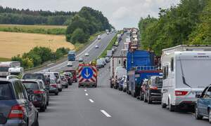 Number of road traffic deaths in Germany reaches 60-year low