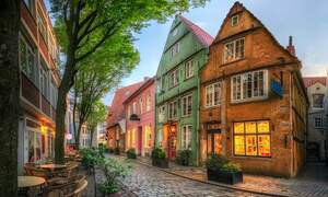 For sale: The smallest house in Bremen