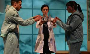 Secret Life of Humans - English Theatre Frankfurt